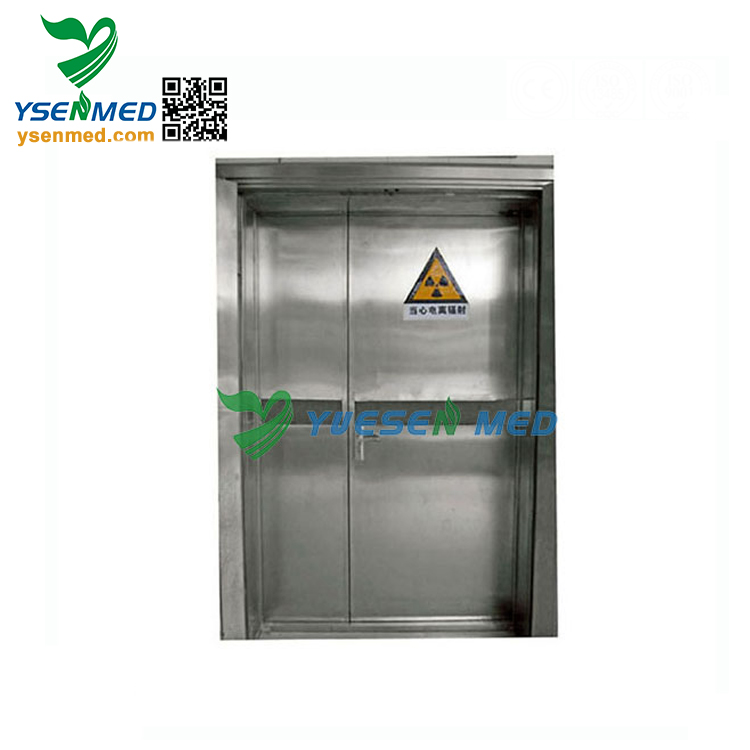 Chinese suppliers protective hospital lined x-ray lead door