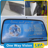China manufacturer premium grade window covering magic one way vision