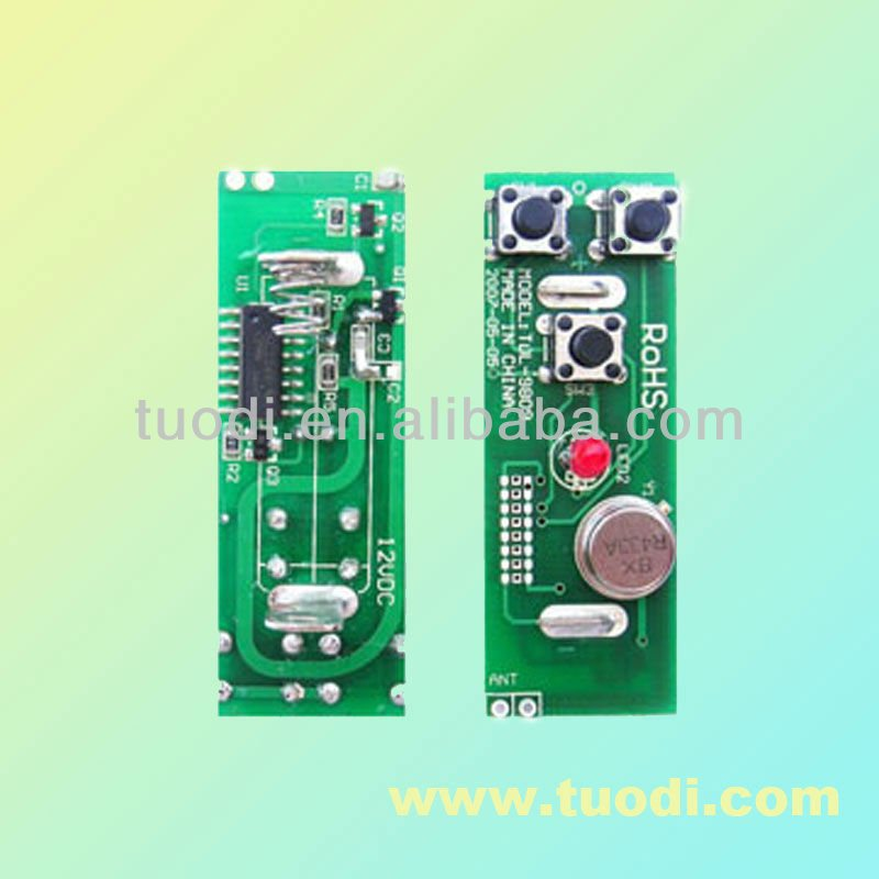 TDL-9809 audio transmitter module 150 M (open space)