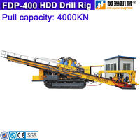 Trenchless horizontal direct drill FDP-400