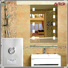 Bathroom electric anti-fog mirror