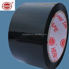 guangdong high quality leather pvc insulation black adhesive tape