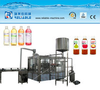 Electrical Powered Automatic Juice Filler/Juice Filling Equipment