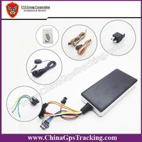 UVI smart gps tracker VT06N easy install car gps tracking system based on the GSM/GPRS network&GPS satellite positioning system