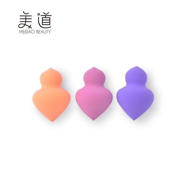 New Design OEM Private Label Special Shape Foam Makeup Sponge