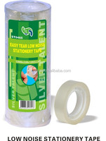 Opp film acrylic adhesive easy tear stationery tape