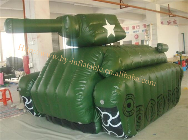 inflatable military decoy