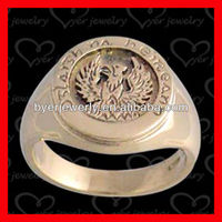 fashion jewelry products platinum diamond finger rings with deep engraving