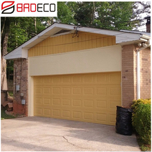 Automatic Control Steel Sectional Overhead Garage Door Panels Lowes