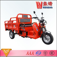 High quality 150cc gas powered three wheel scooter made by chinese profesional manufacturer for adults