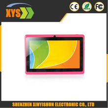 7 inch android 4.4 tablet pc with DUAL CORE + two Camera + Free Bluetooth + HDM + Private Tooling