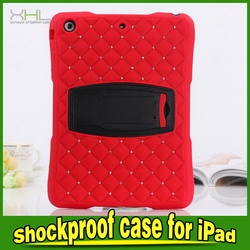 Low price antique combo case for ipad mini
