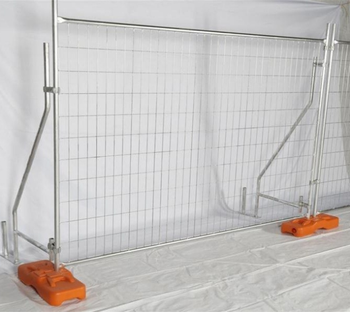 High quality and competitive price mobile fence for Australia market