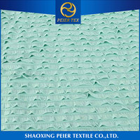 Fabric supplier soft shrink resistance faded glory 52469 lurex satin super soft mattress fabric