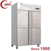 Hotel Restaurant Kitchen Commercial Upright Refrigerator