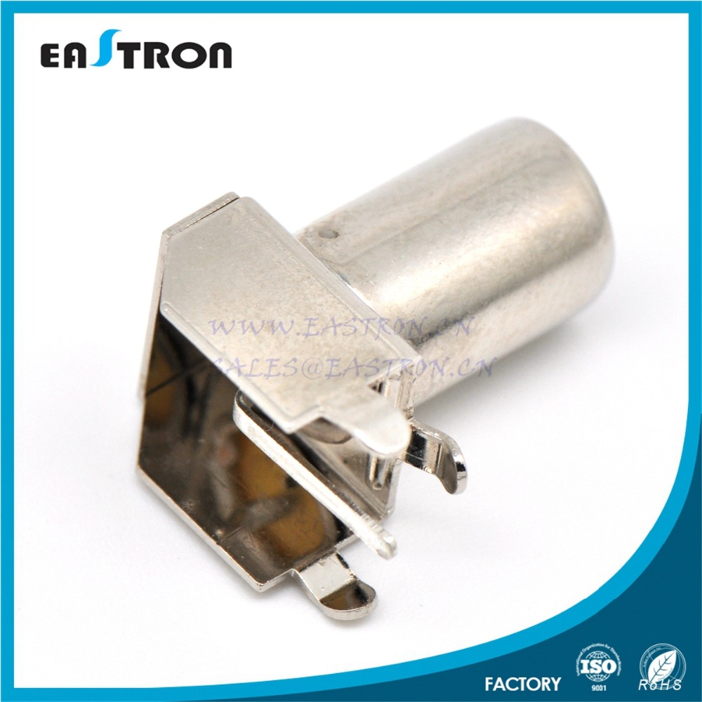 PAL connector, IEM male for PCB, R/A IEC male socket PAL pcb male