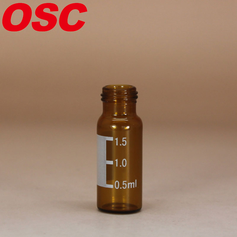 good quality 2ml 9-425 glass hplc write vial for Agilent instrument