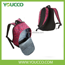2015 women bags 600d nylon high quality young girls backpack bag