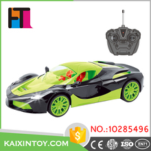 Safty material 1:16 high speed scale model rechargeable toy rc car body for wholesale