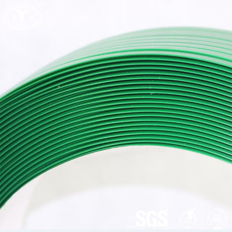 Free Sample Flexible Plastic Strap Plastic PET Packing Strap