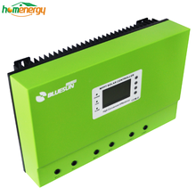 IP67 Mppt 80a 100a solar charger car battery 48v solar charger 8000mah controller