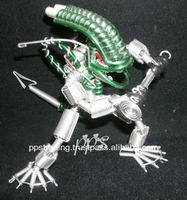 Alien warrior robot