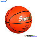STREETK Brand High quality basketball ball wholesale custom logo rubber basketball