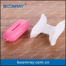 Boomray smart and convenience cable clip us type galvanized drop forged cable clamp