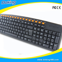 Standard style OEM type wired keyboard