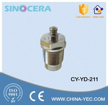 Piezoelectric Pressure Transducers Gas, liquid fretting pressure measurement