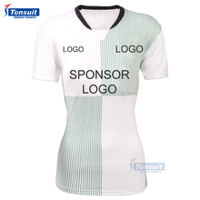 Guangzhou sportswear new model supplier jersey football thailand quality Alibaba top sale soccer jersey for women