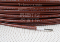 Multilayer PVC Wire double insulation AWM hook up electric wire UL1672 AWG 16