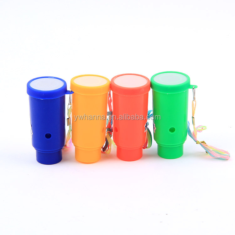wholesale toys 4 inch plastic small football megaphone