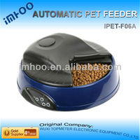 4 Meal LCD Automatic Pet Feeder dogs food cat feed