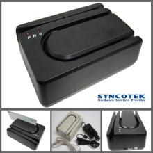 SYNCOTEK Cashier Cheque Magnetic Card Reader Writer