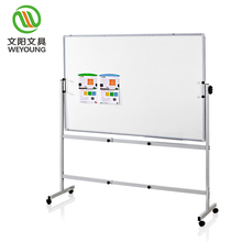 Dry Erase Single Sides Magnetic mobile whiteboard with stand