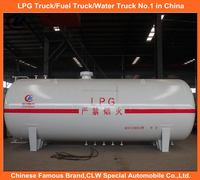 LPG Vessel Tanker 50cbm Made in China 50000liters Gas tank