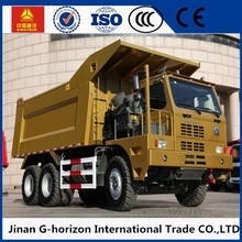 toyota technology chinese dump truck