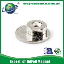 Neodymium N52 sintered ndfeb magnets