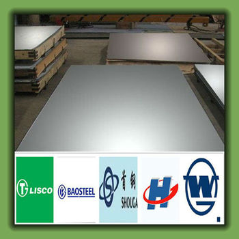 310 cold rolled stainless steel plate