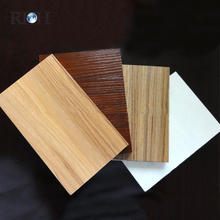 Melamine treated board,fancy plywood ,combi core wbp glue black film faced plywood 3x6