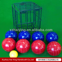Resin Playground Ball
