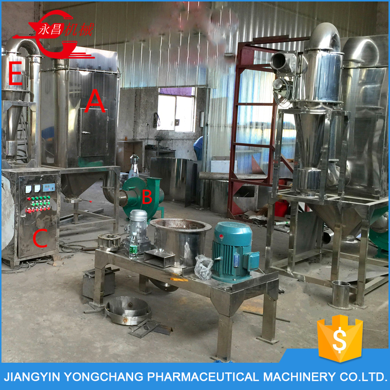Hot Sales Almonds Grinder Mill/Almond Smashing Machine/Almond Powder Making Machine