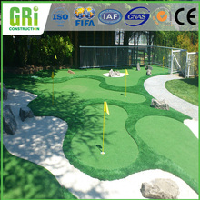 Putting Green Synthetic Turf Grass Outdoor Golf Artificial Grass