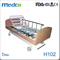 Wood Medical Electric Home Care nursing bed