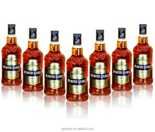Bulk whisky The Best Sales OEM customized blended grain/malt/pure/flavored Whisky