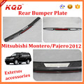 Mitsubishi Pajero Rear Bumper Accessories Rear Bumper Plate For Pajero 2012 Pajero 2012 Rear Bumper Plate