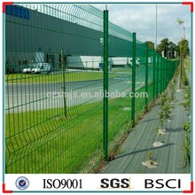 welded wire Bending 3D Mesh Fence with good price /Garden fence netting/3D galvanized steel wire fence