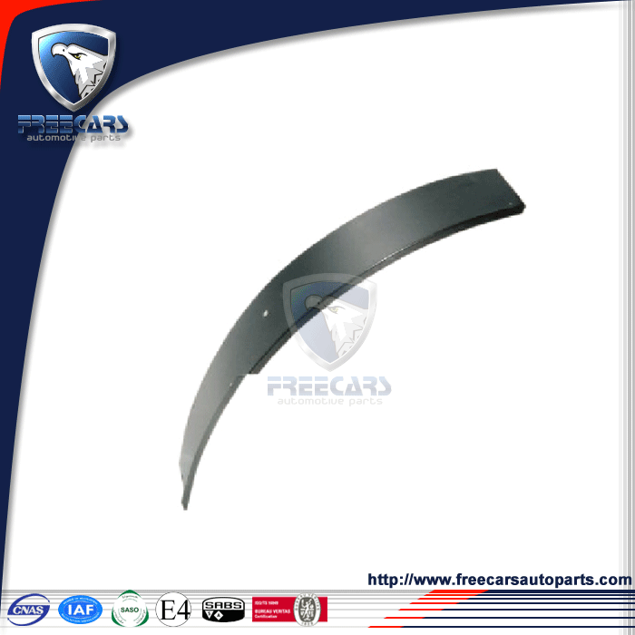 LHD/RHD high quality steel mudguard bracket for Iveco