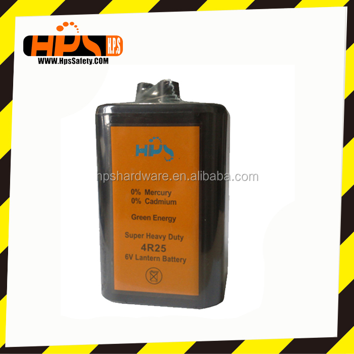 Alibaba China Selling Well Lantern Battery for Warning Light